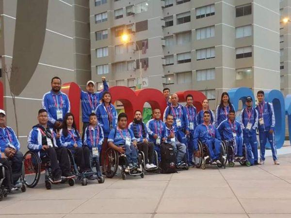 Atletas parapanamericanos