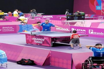 Parapanamericanos 2019