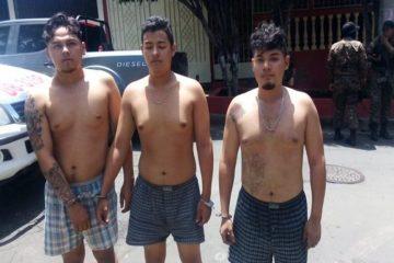 detenidos Zacatecoluca