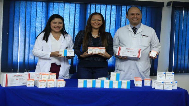 Donativos San Rafael